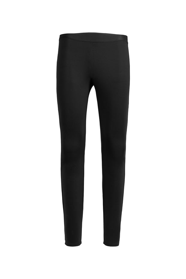 Black Black Performance Tailored Pant
