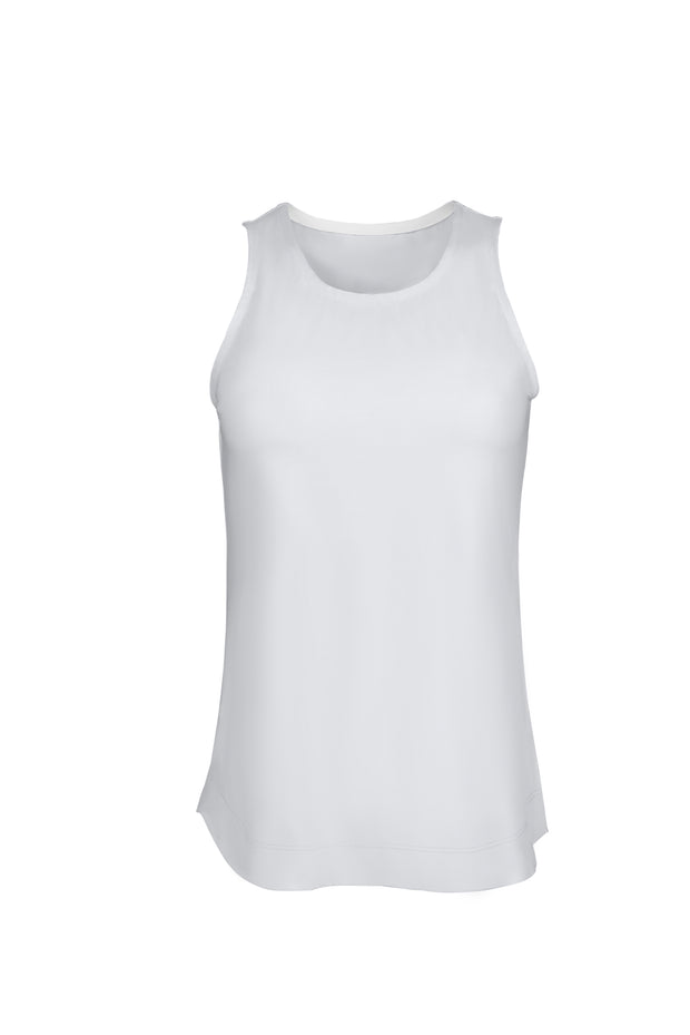 cloud-dust Performance Stripe Light Fit Tank