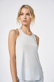 Cloud-dust Cloud Dust Performance Stripe Light Fit Tank