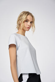 Cloud-dust Slim Fit Top