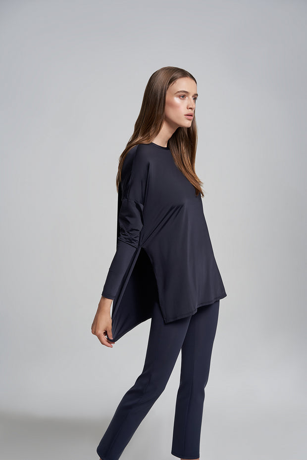 Long Sleeve Light Tailored TopLong Sleeve Light Tailored Top