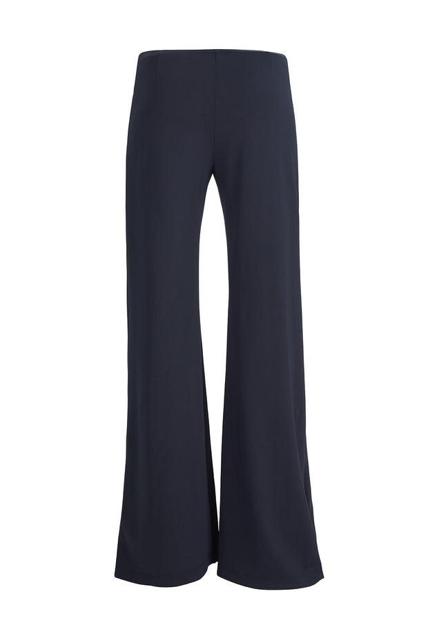 Night-sky Wide-Leg Pant