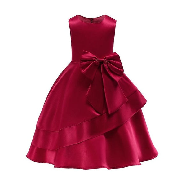 NINA Formal Ball Gown & Bow