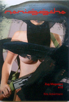 Zug Magazine #10<br> Rita Ackermann<br>Sold Out