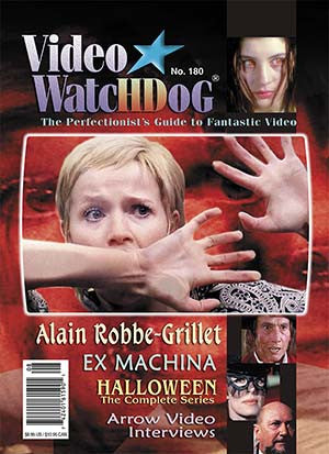 Video Watchdog #18<br>Sold Out<br>