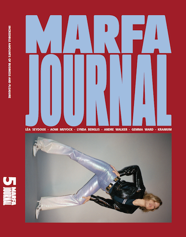 Marfa Journal<br>#5<br>SOLD OUT