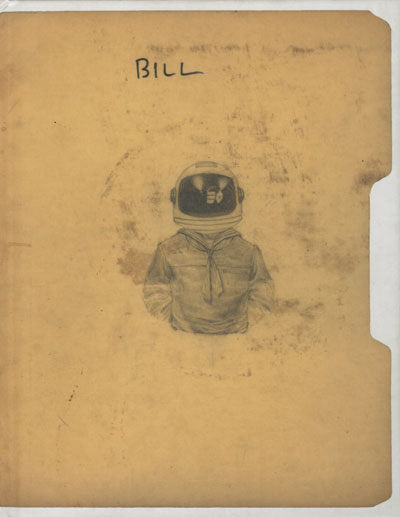 Bill <br> by Colter Jacobson & Bill Berkson<br> SOLD OUT