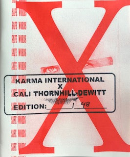 Safe Words<br> Cali Thornhill Dewitt