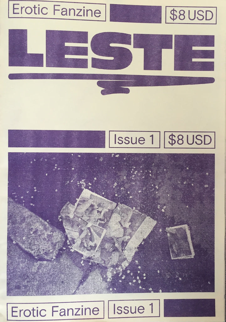 Leste Issue #1<br>SOLD OUT