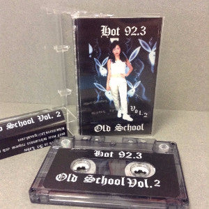 Bunny Jr. HOT 92.3 OLD SCHOOL fan tape VOLUME 2<br>OUT OF STOCK