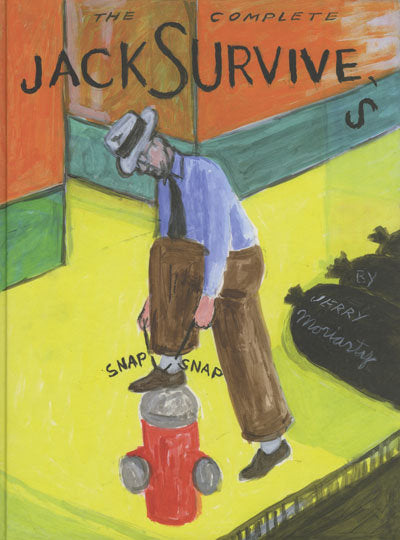 Jack Survives <br> by Jerry Moriarty