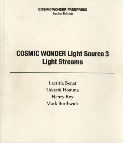 Cosmic Wonder Light Sources 3 <br> by various<br>Sold Out