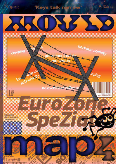 Mould Map 4: Eurozone Special<br>Out of Stock