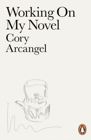 Working on My Novel<br>by Cory Arcangel