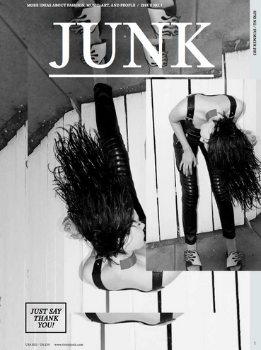 Junk Issue 1