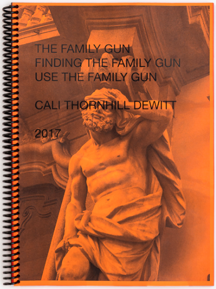 FINDING THE FAMILY GUN<br>Cali Thornhill Dewitt