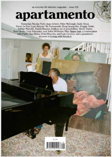 Issue 21<br>Apartamento
