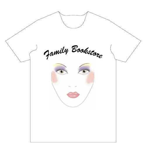 Family Shirt <br> Face