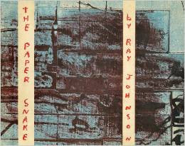 The Paper Snake<br>Ray Johnson