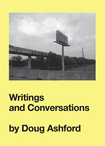 Writings and Conversations<br>by Doug Ashford