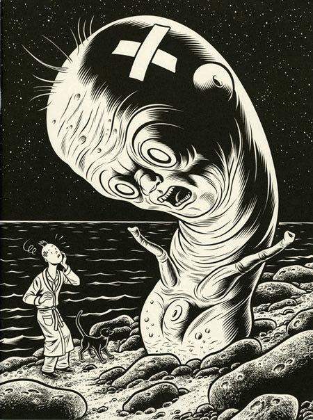 Permagel <br> by Charles Burns <br> SOLD OUT