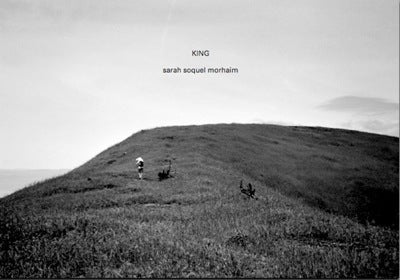 King <br> by Sarah Soquel Morhaim <br> SOLD OUT