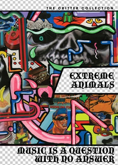 Music is the Question <br> by Extreme Animals <br> SOLD OUT