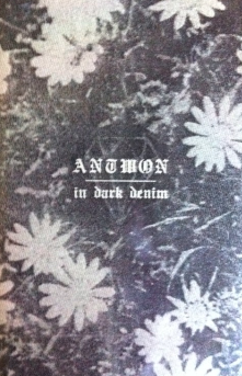 In Dark Denim<br>by Antwon <br> SOLD OUT