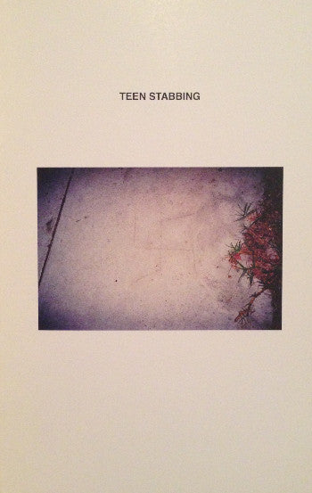 Teen Stabbing<br>by Sean Pablo<br>SOLD OUT