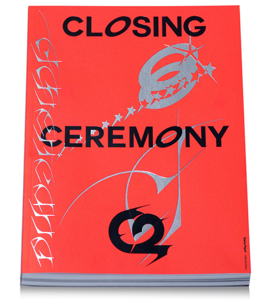 Closing Ceremony Magazine