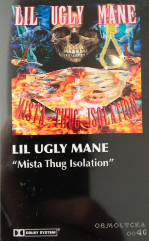Mista Thug Isolation<br>by Lil Ugly Mane <br> SOLD OUT