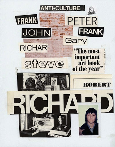 Frank Peter John Dick <br> by K8 Hardy & Eileen Myles <br> SOLD OUT