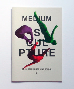 Medium #2: Sculpture <br> SOLD OUT