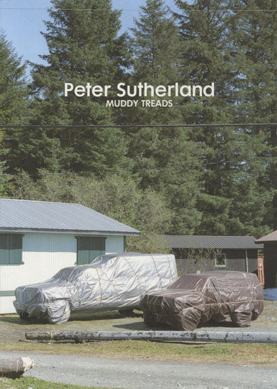 Muddy Treads <br> by Peter Sutherland <br> SOLD OUT