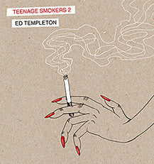 TEENAGE SMOKERS 2 <br>Ed Templeton