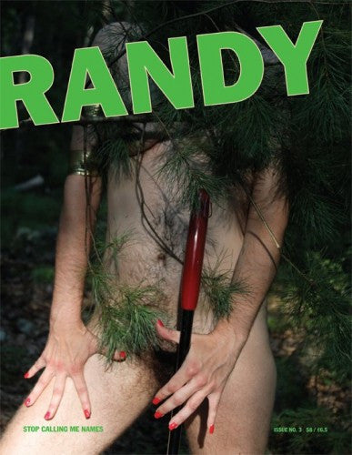 Randy<br>Issue No.3