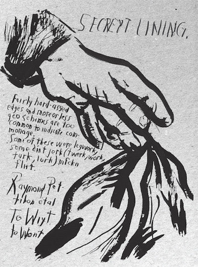 To Wit<br>by Raymond Pettibon