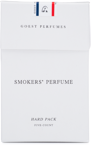 Smoker's Perfume<br>GOEST PERFUMES