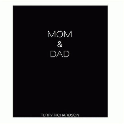 Mom & Dad<br> by Terry Richardson <br> SOLD OUT