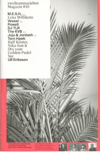 zweikommasieben Magazine #10<br>Various<br>SOLD OUT