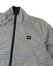 "Weekend Offender ""Capricious"" Reversible Check Bomber Jacket"