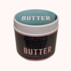 LEMON SOUFFLÈ WHIPPED BODY BUTTER