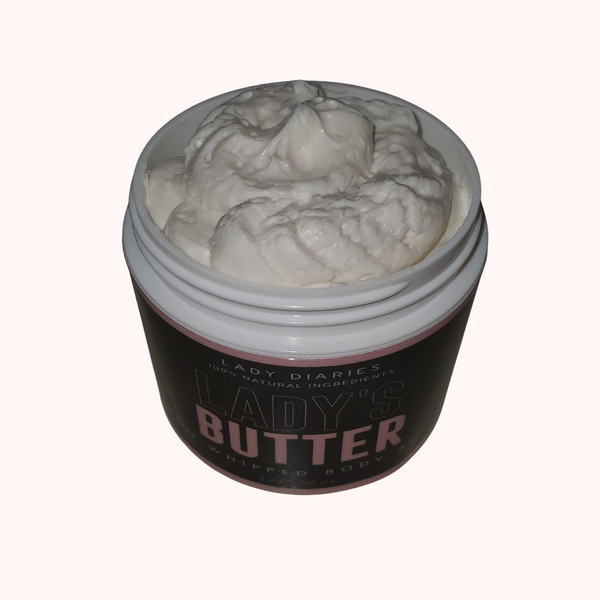 MINT & VANILLA WHIPPED BODY BUTTER