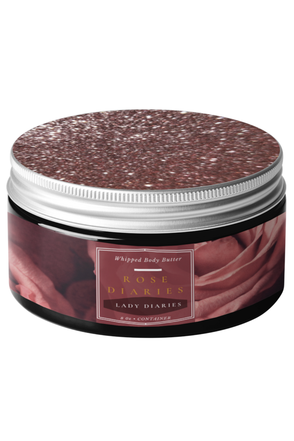 ROSE DIARIES WHIPPED BODY BUTTER