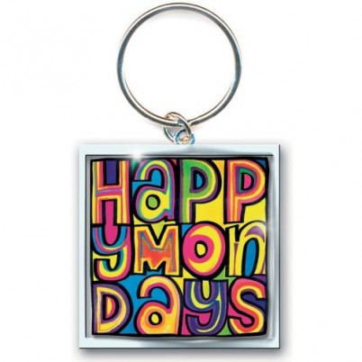 Official Happy Mondays Keyring