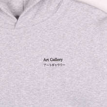 Load image into Gallery viewer, Art Gallery Hoodie - Ash