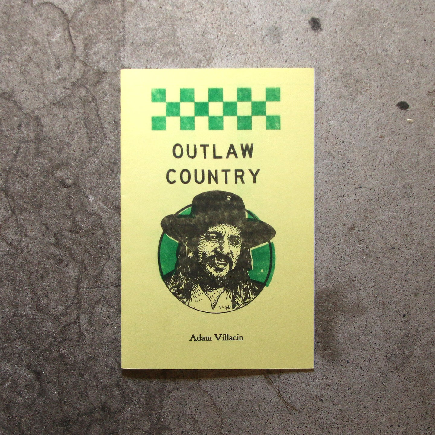 Outlaw Country by Adam Villacin