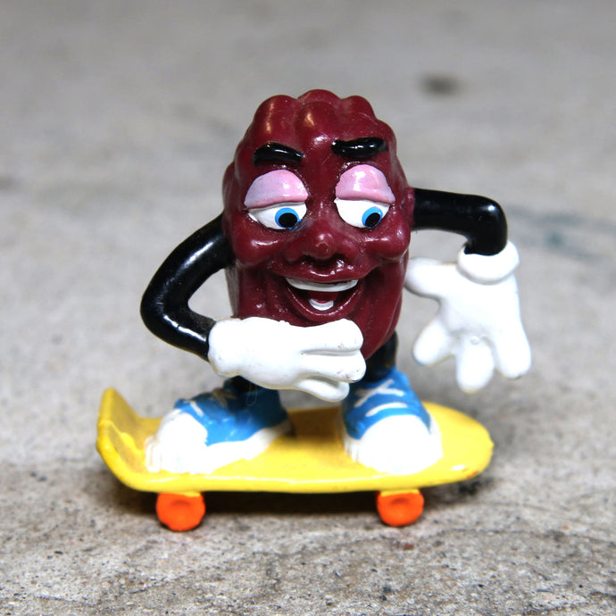 California Raisins Skater