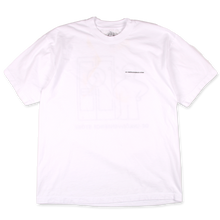 Load image into Gallery viewer, Konfuzed Man Short Sleeve T-shirt - White