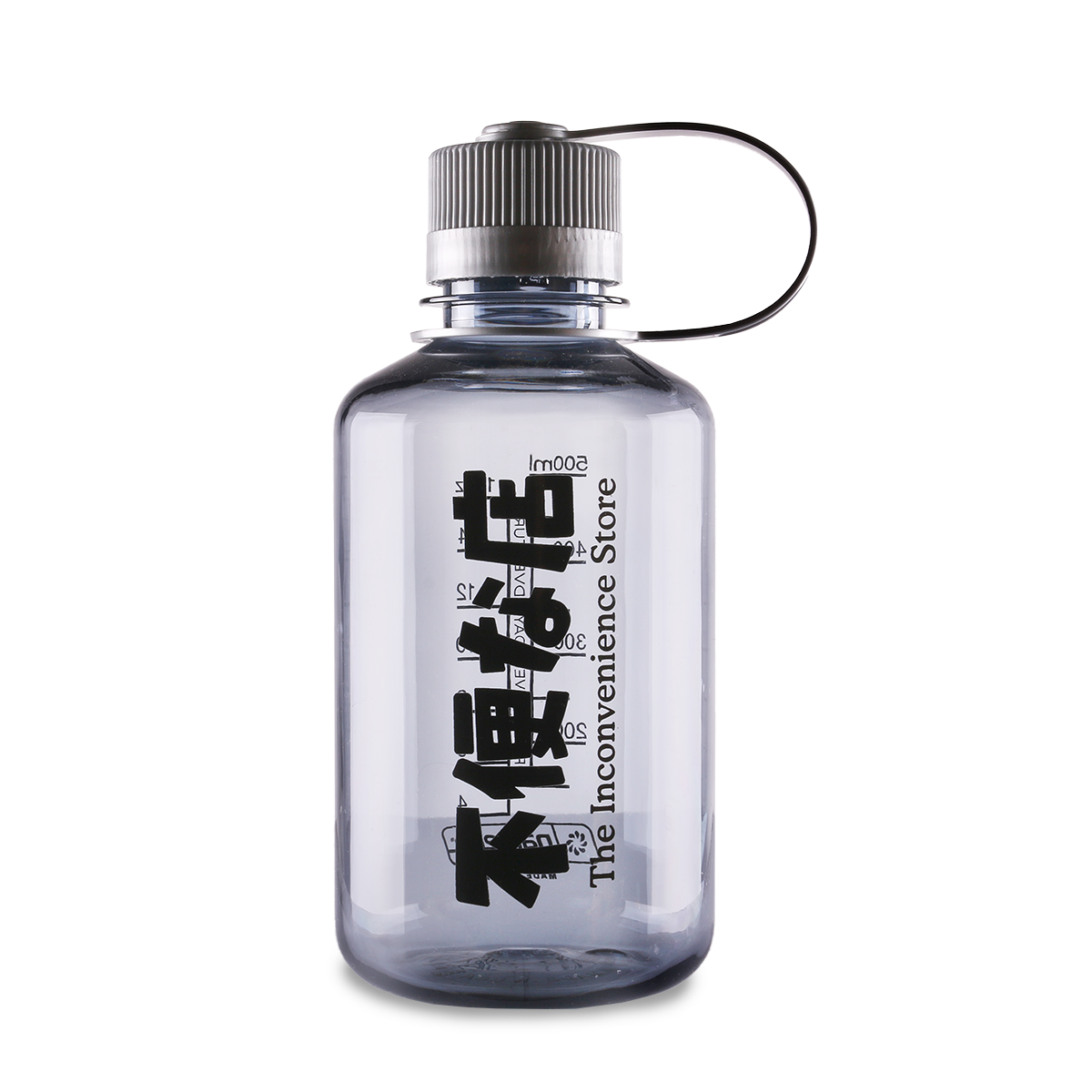 Kiosk Logo 16oz Nalgene bottle - Smoke